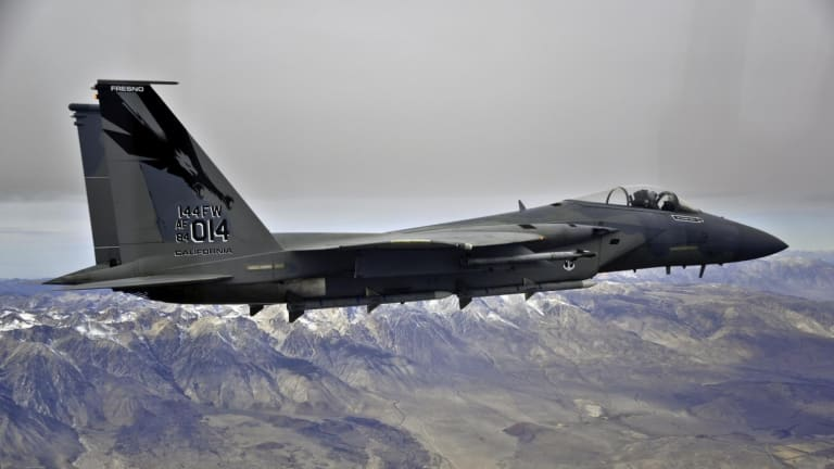 104 to 0: The Air Force's F-15 Eagle Is the Fighter No Air Force Can Beat