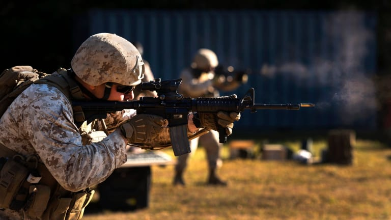 The M27 Rifle: The Gun the Marines Love to Go to War With