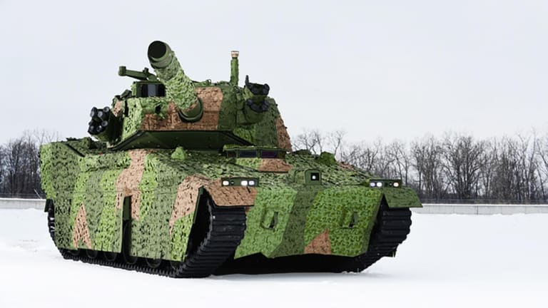 Army to Test & Shoot Weapons at New Mobile Protected Firepower Prototypes