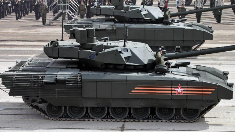 Russian 'Massive' Vostok-2018 Military Exercise: Not So Massive After All?