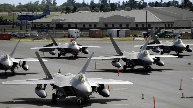 You Can't Beat an F-22 or F-35 For 1 Reason: Can't Fight An Enemy You Can't See