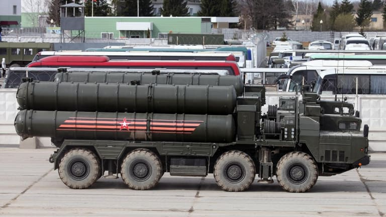 China Is Preparing to Test S-400 Air Defense System