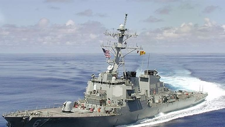 Navy Finishing Design for New Guided Missile Destroyers