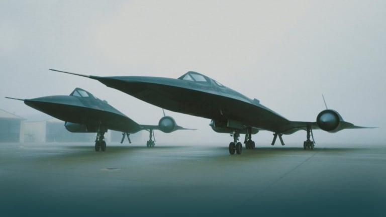 A Mach 6 SR-71? This Is How Amazing (And Deadly) the SR-72 Could Be