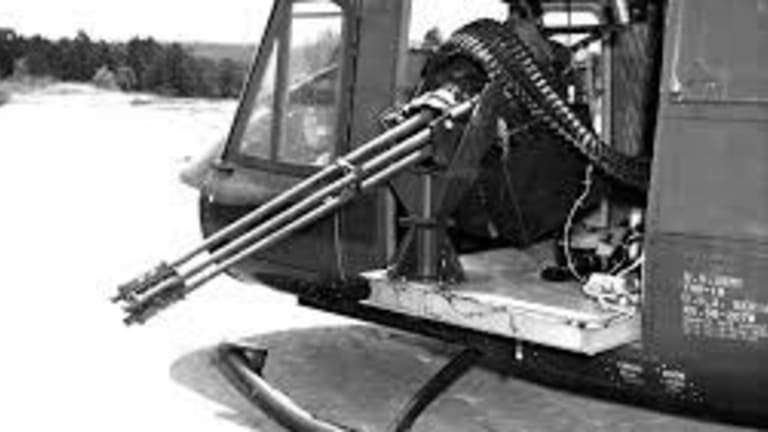 The U.S. Army Kept Trying to Give the Huey Bigger Guns