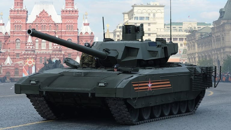 Weapons & War Analysis: Russian Military vs US & NATO