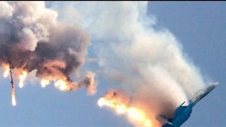 Air Force Averts Supersonic Mid-Air Crashes