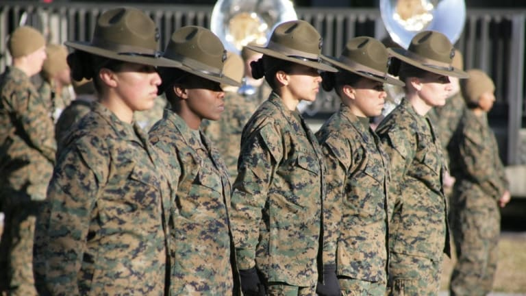 Marine Corps Welcomes Women into All Roles