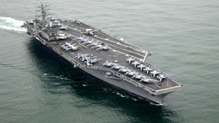 1996: This Crisis Scared China Into Wanting Aircraft Carriers