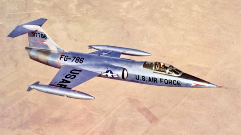 Flying Tin Cans: 5 Worst U.S. Fighter Jets of All Time