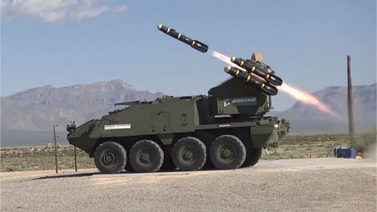 Army Sends New Helicopter-Attacking Stryker to Europe  - Counter Russia  - 2020