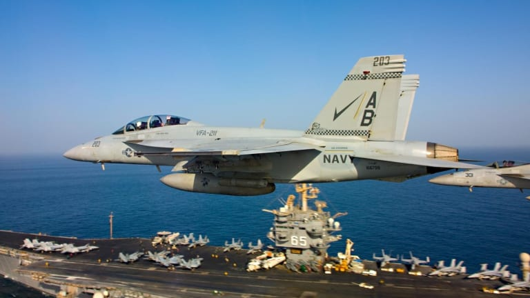 What Would Happen if a Foe Attacked a Navy Aircraft Carrier?