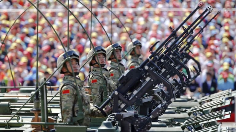 "China Calls U.S. ""Largest Threat to World Peace"""