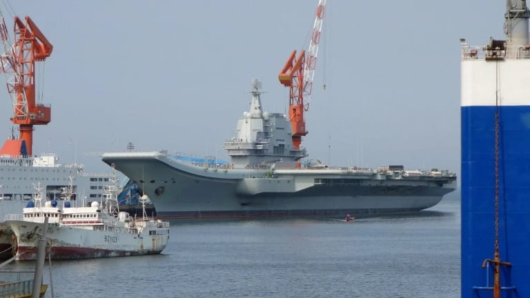 China Launched Third Aircraft Carrier This Year