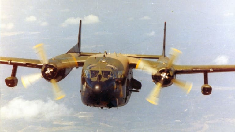 During the Vietnam War, U.S. Air Force Gunships Blasted Enemies With Old Bullets