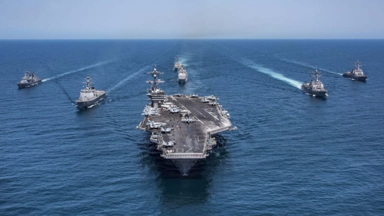 Why the US Navy is going to Vietnam for the first time since 1975