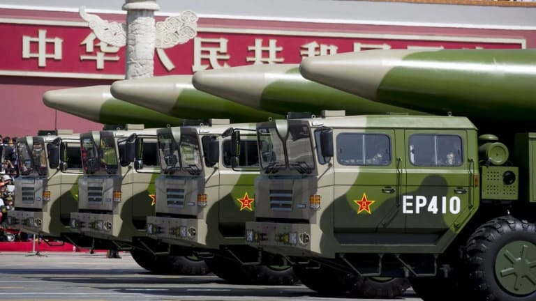 Pentagon Calls China's Test of DF-21D & DF-26 Anti-Ship Missiles 'Destabilizing'