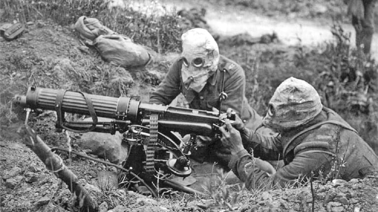 5 of the Most Brutal Weapons of World War One