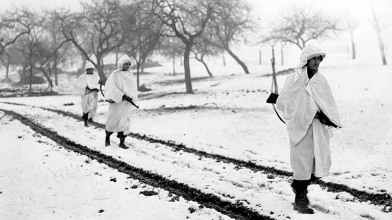 Living History: The Battle of the Bulge (Before the Battle)