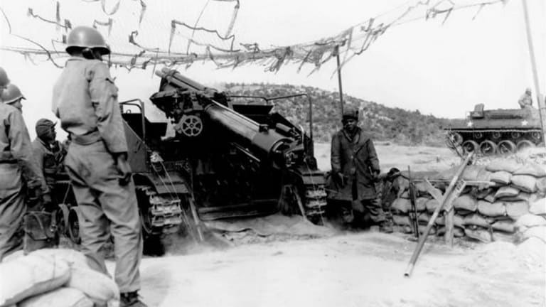 In 1951, an All-Black U.S. Army Artillery Unit Endured Hell in Korea