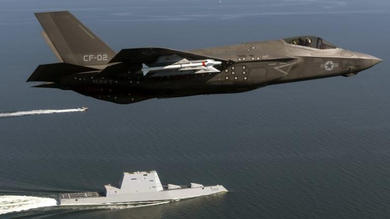 Could North Korea Destroy the New Navy USS Zumwalt?