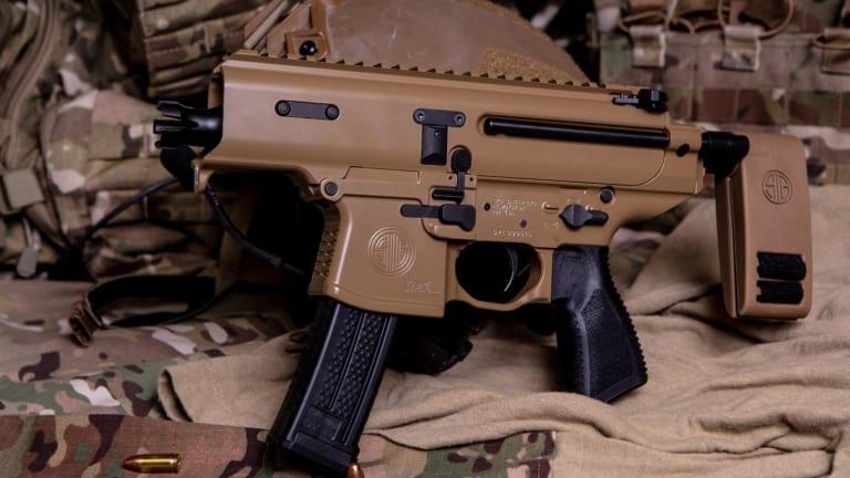 Army Pursues New Sub-Machine Gun - What Will it Look Like? Analysis Here