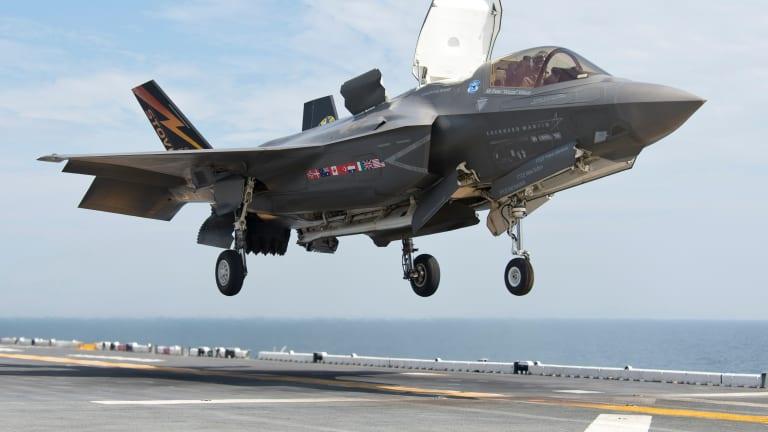AF Chief Scientist: F-35s to Control Drones