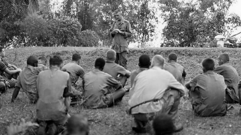 Medal of Honor Monday: Navy Lt. Vincent Capodanno