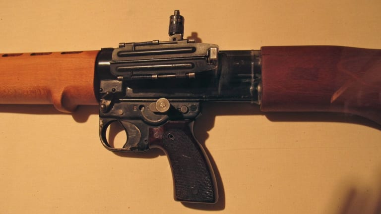 This Nazi Weapon is the Granddad of the American M60 Machine Gun