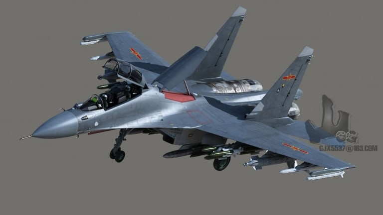 How Dangerous is China's J-16? Could it Kill an F-15? or F-35?