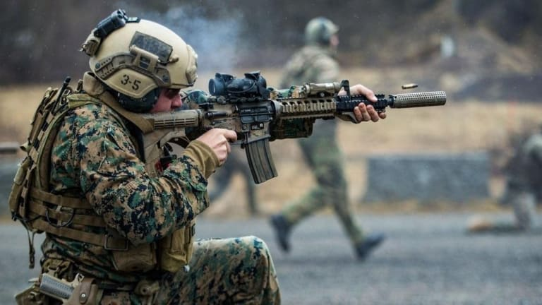 Why the U.S. Marines Will Crush You in a War