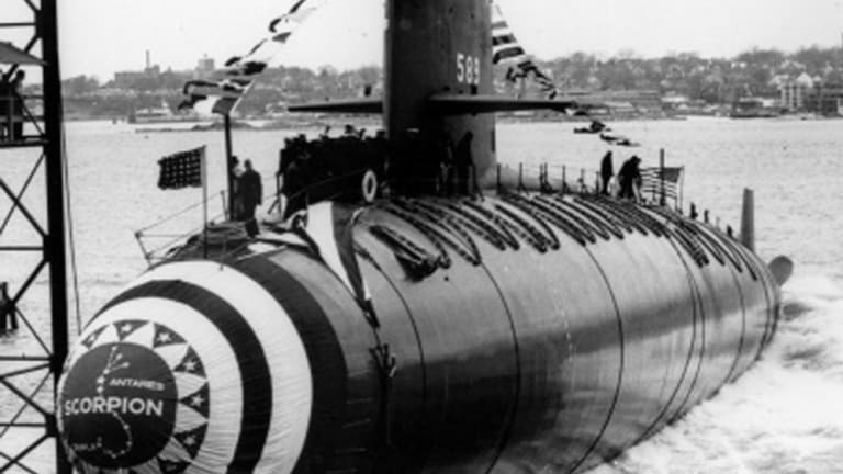 This US Navy Nuclear Attack Submarine Was Sent to Spy on Russia & Never Returned