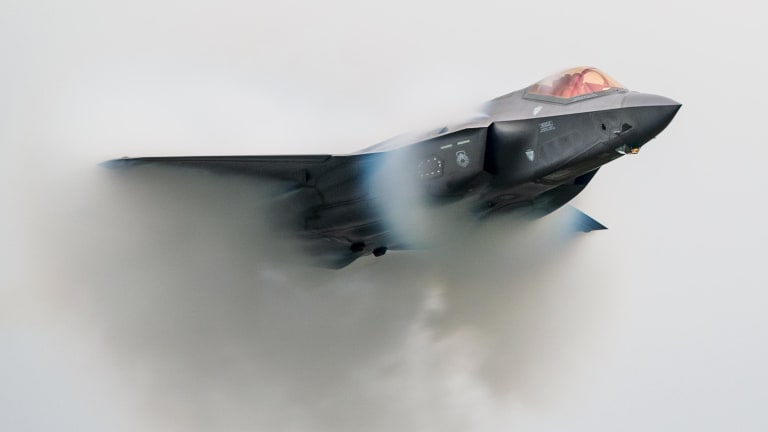 F-35 Under Fire ..  Why Thousands of the Stealth Fighter May Fly into 2080s