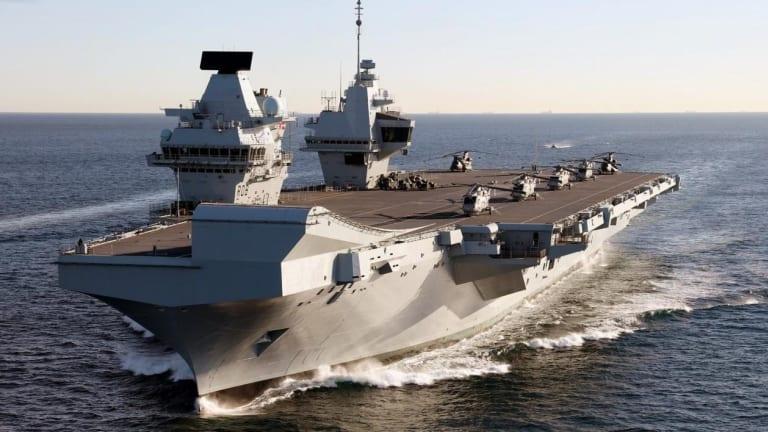The Royal Navy Doesn't Have Enough Ships to Patrol Persian Gulf
