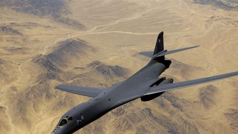 Could North Korea Shoot Down a U.S. F-15 or B-1 Bomber?