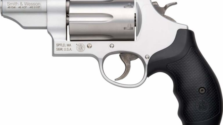 What Exactly Is a Shotgun-Revolver?