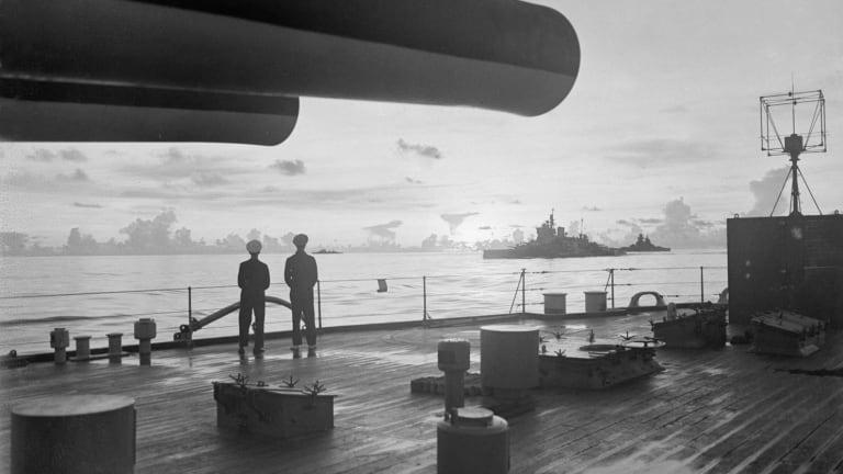 The Queen Elizabeth Class Battleships Were Among the Best Ever Built