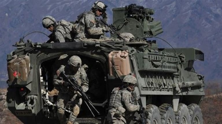 Army to Send Stinger & Hellfire Armed Strykers to Europe