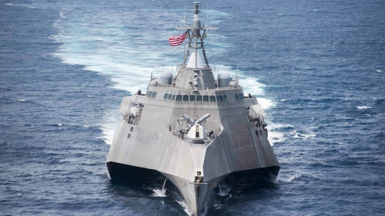 How US Navy Littoral Combat Ships Could Lose the Battle for the South China Sea