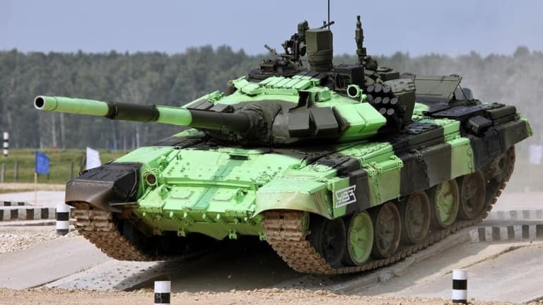 Coming Soon to Russia's Army: 6,000 More Tanks