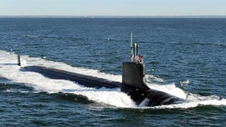 Navy Plans Massive Acceleration in Adding Attack Submarines