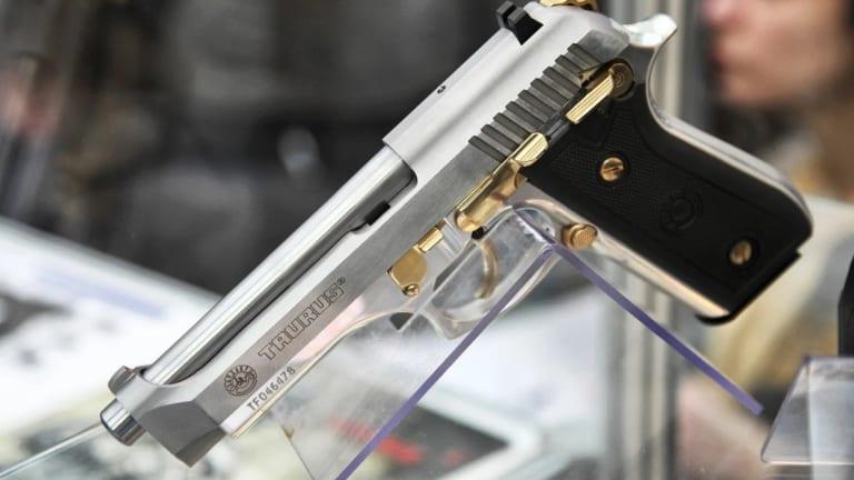 The Taurus PT92: Better Than Beretta 92?