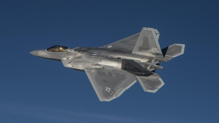What if the F-22 Raptor Never Happened?
