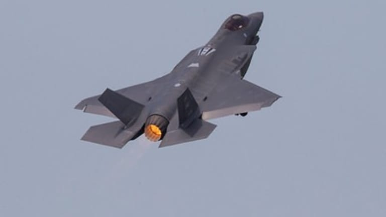 Air Force May Expand, Speed Up Buy of F-35 Fighter