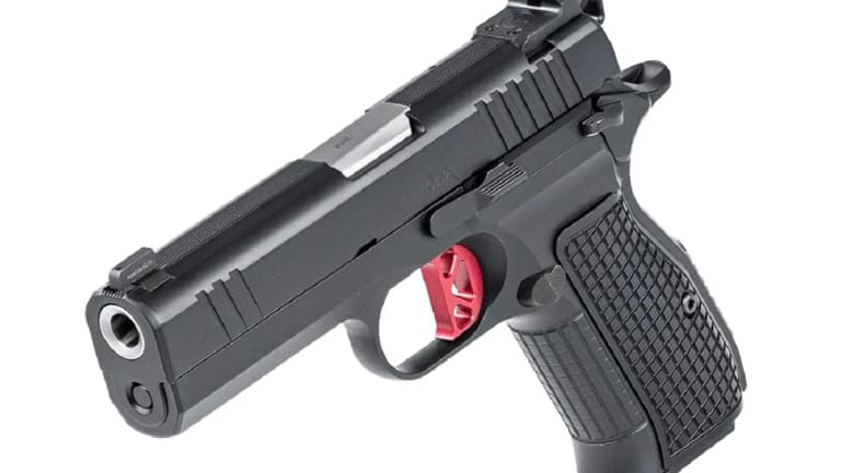DWX Compact – The Best Mix of a Dan Wesson 1911 and the CZ 75