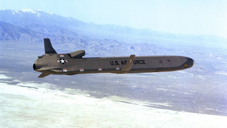 Air Force Maps Plans For LRSO Nuclear-Armed Cruise Missile - 2022
