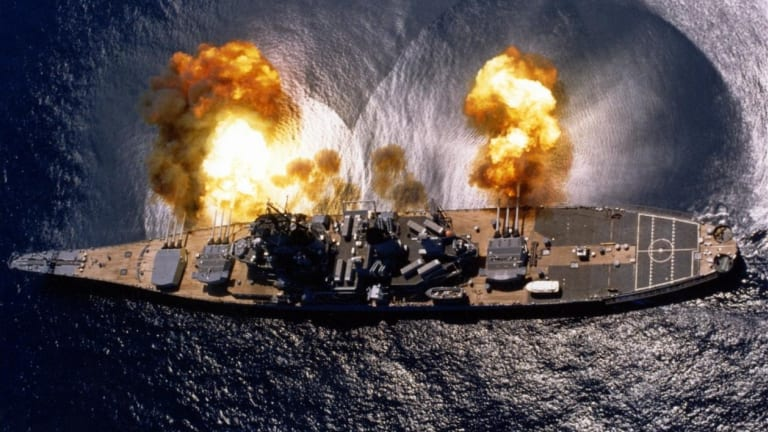 Should the U.S. Navy Bring Back Battleships for Possible Conflict With China?