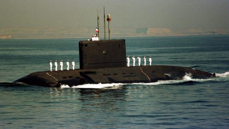 """Russian Built Submarine """"Sinks"""" US Sub in Combat Exercise"""
