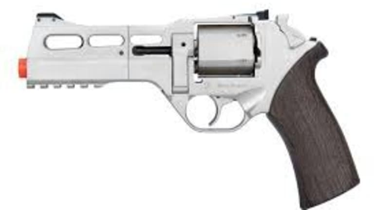 Why the Chiappa Rhino Gun Might be the Firearm of the Future