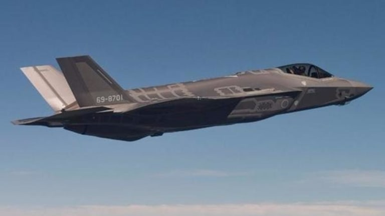 F-35 Sensor Performs Ballistic Missile Defense Missions